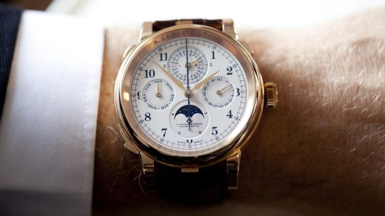 chiếc Grand Complication