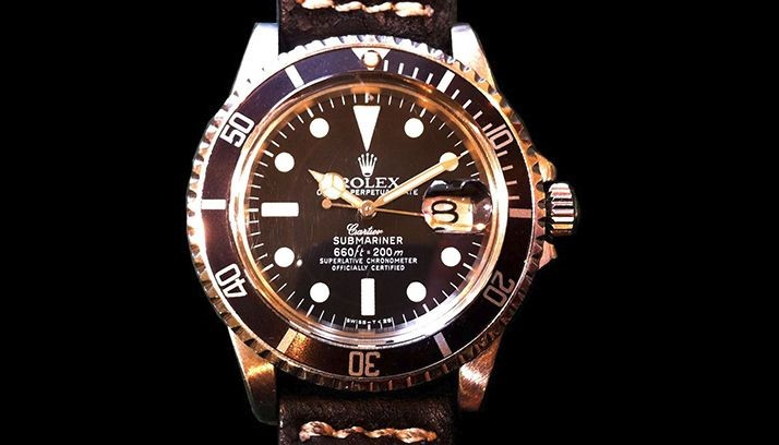 Rolex Submariner for Cartier