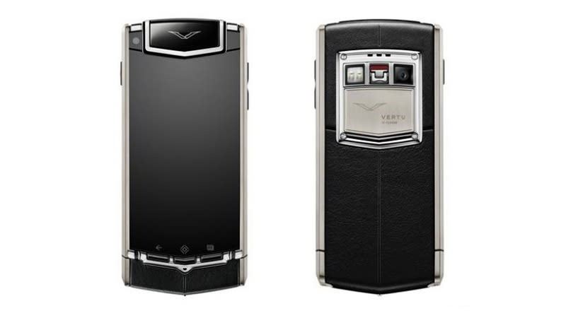 Vertu's New Android
