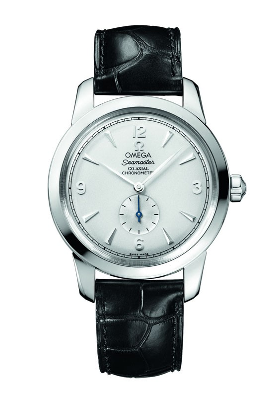 "đồng hồ Omega Seamaster 1948 Co-Axial ""London 2012"""