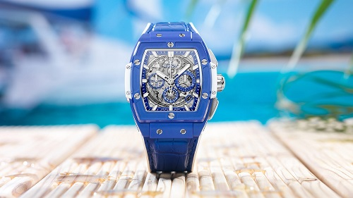 Đồng hồ Hublot Spirit of Big Bang Blue