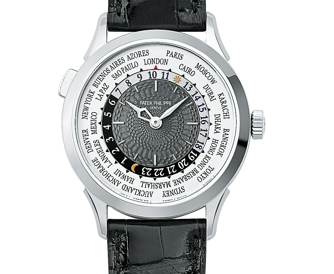 Patek Philippe World Time Watch Ref. 5230G