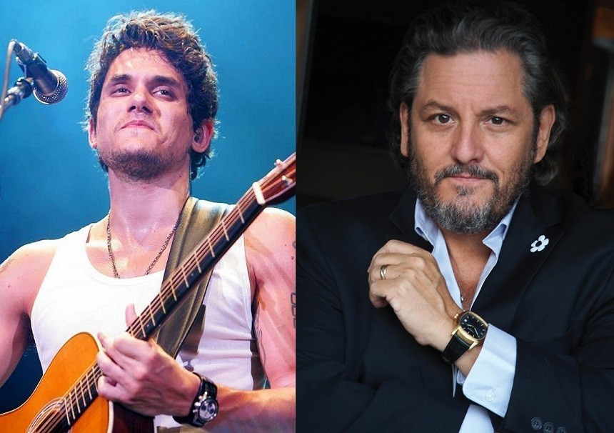 Celebrity John Mayer Sues Bob Maron