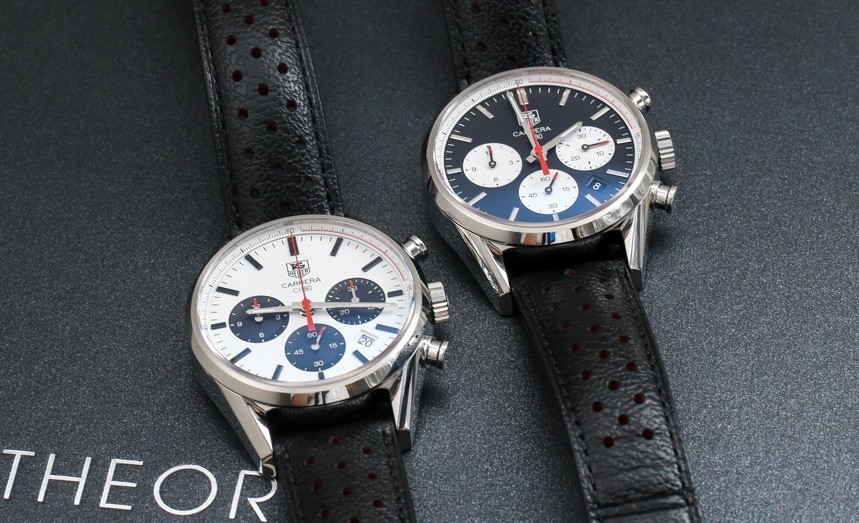 Đồng hồ TAG Heuer Carrera CH 80 Watch For 2014