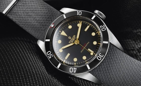Tudor Black Bay One