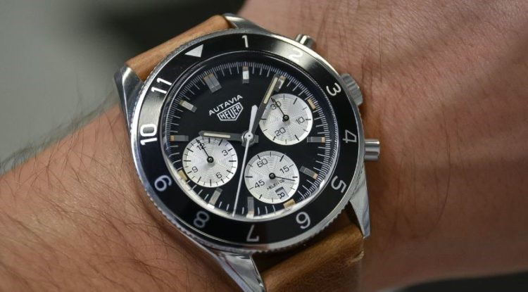New TAG Heuer Autavia 2017