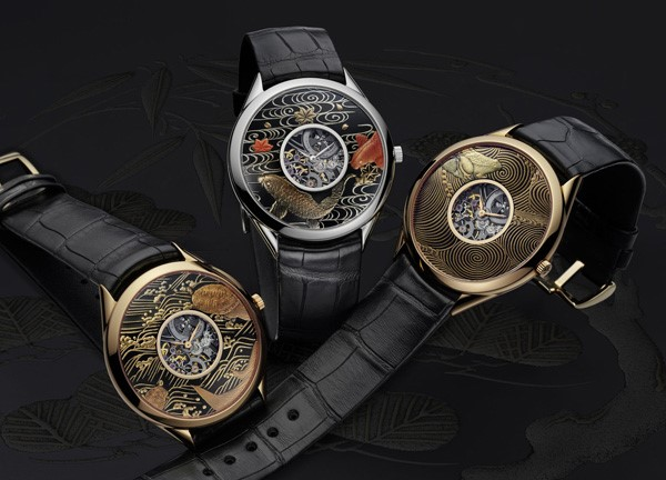 Vacheron Constantin Metiers D'Art Turtle And Lotus Limited Edition Watch