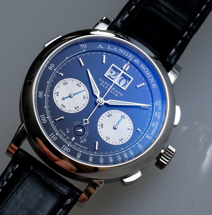 A. Lange & Sohne Datograph Up / Down