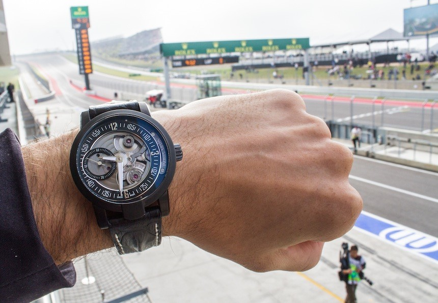 Armin Strom Watch & Racing