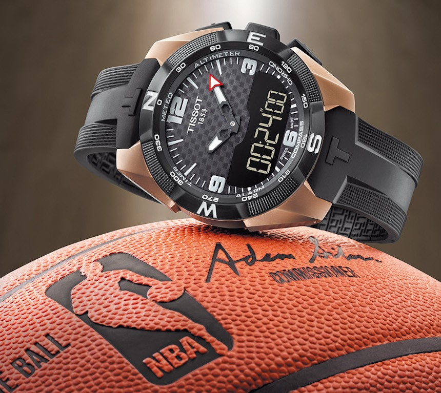 Tissot touch