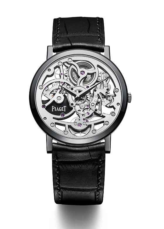 Piaget Altiplano 38mm Only Watch 2013 Skeleton 1200S