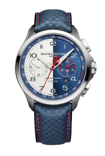 Baume & Mercier Clifton Club Shelby Cobra Limited Edition