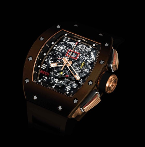 Richard Mille RM 011 Flyback Chronograph