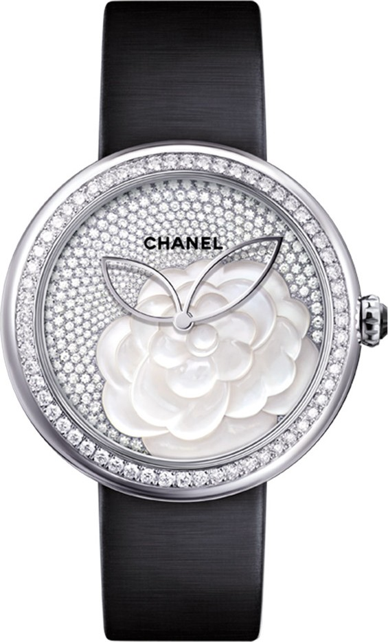 Chanel Mademoiselle Prive 37,5mm | 63.100 USD