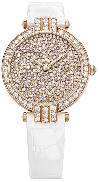 Harry Winston Blooming Snow 36mm | 54.100 USD