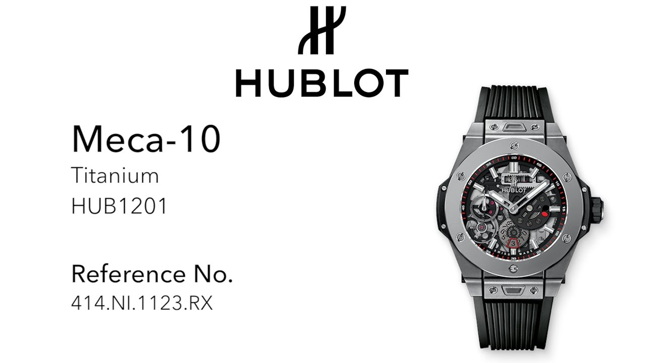 Hublot Big Bang Meca-10 45mm 414.NI.1123.RX | 19.900 USD
