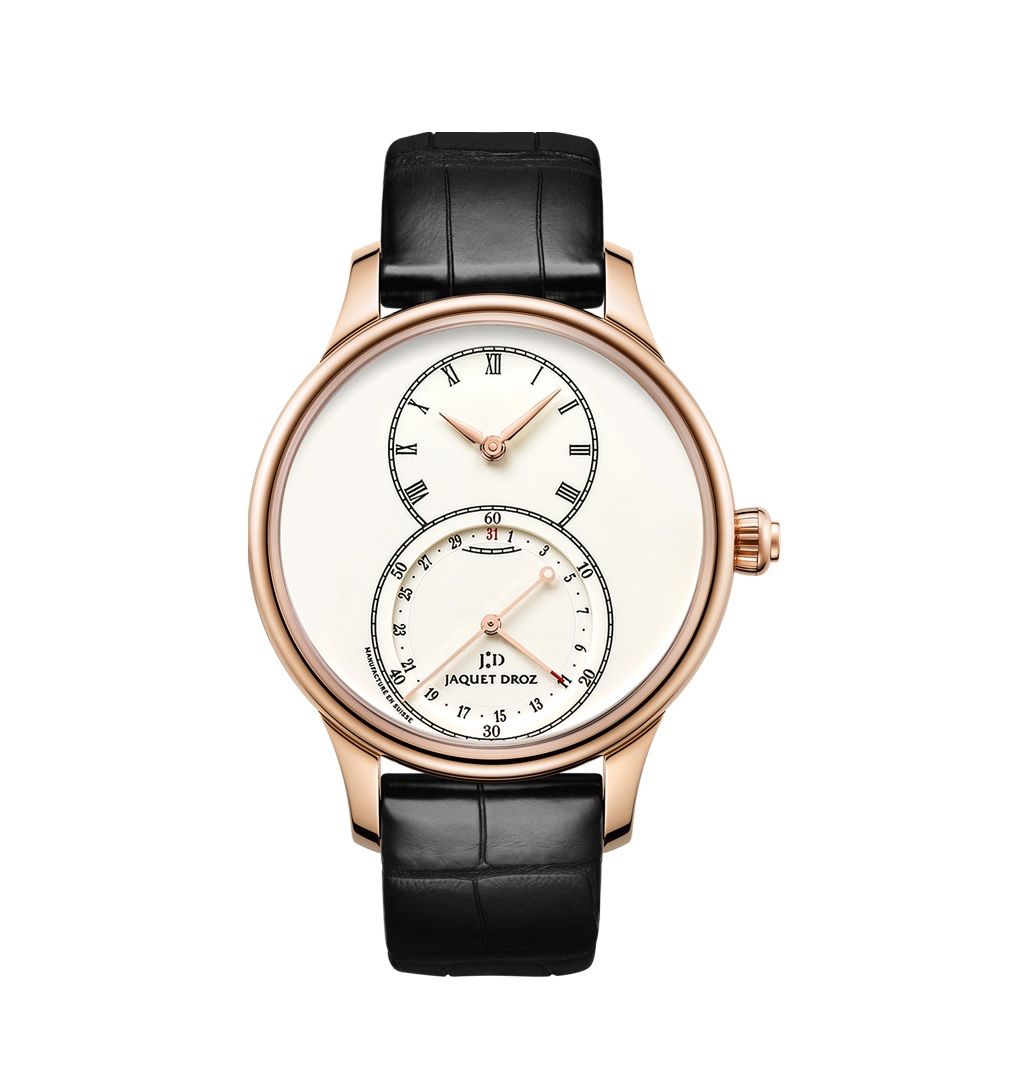 Jaquet Droz Grande Seconde Quantieme 39mm | 19.400 USD
