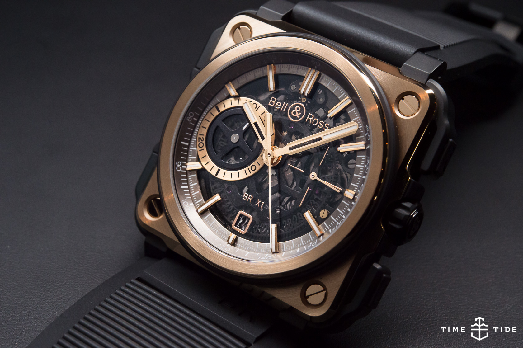 Bell & Ross BR-X1 Skeleton Limited Edition | 30.000 USD
