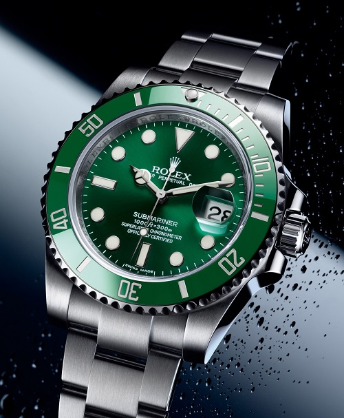 Review về chiếc đồng hồ Rolex Submariner Oyster Perpetual