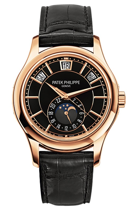 Patek Phillipe Complications Annual Calendar Opaline White Dial 5205R-010, 40 mm